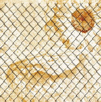 Backgrounds – In a cage, in a ruler, crushed, with drawing