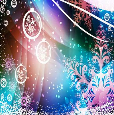 New Collection of New Year backgrounds - Old Year I see off