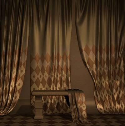 Graphics 3D rooms