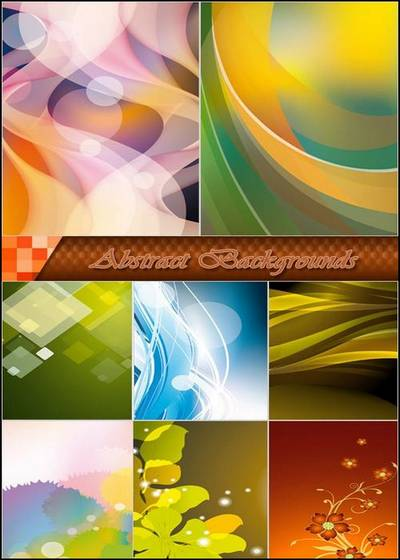 Backgrounds abstract glow