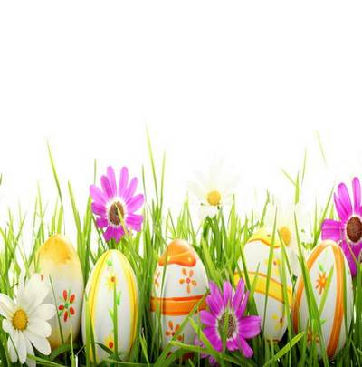 Photo - the Light holiday of Easter with pleasure meet ...