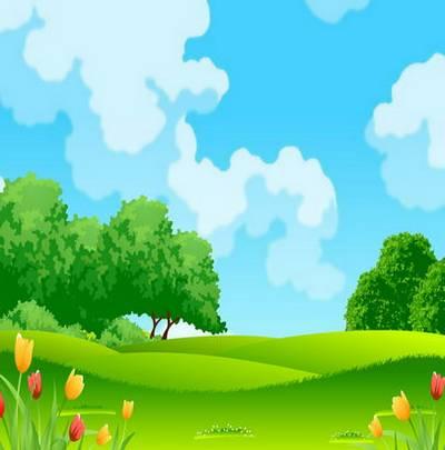 Children landscape backgrounds
