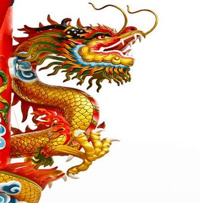 Dragon backgrounds - Clip-art