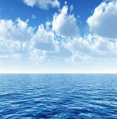 Marine backgrounds for photoshop -  The surf