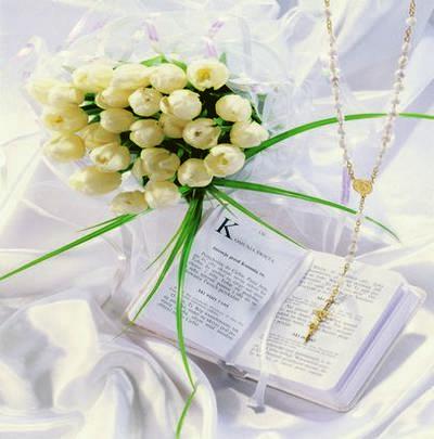 Delicate wedding backgrounds
