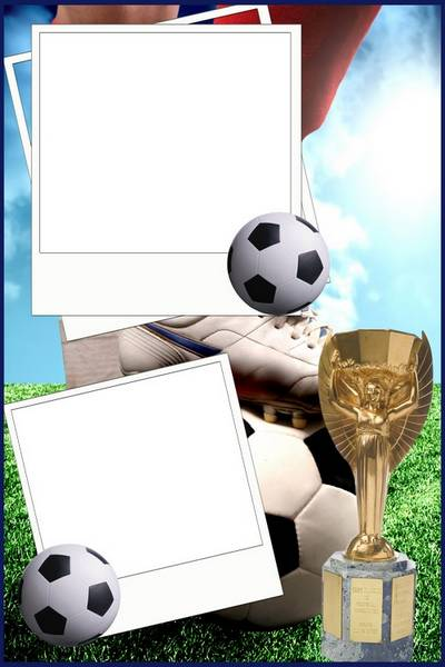 Frame for Photoshop - My Football