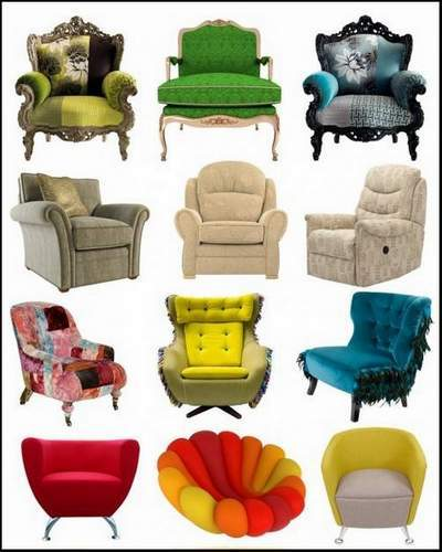 Furniture Clipart free png - Chair clip art 100 PNG images free download