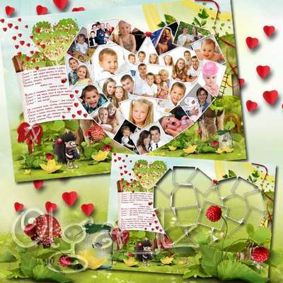 Family tree Picture Frame is happiness free download