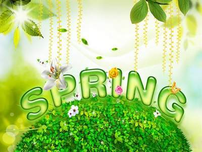 Nature psd, free clipart 2 psd spring nature free download