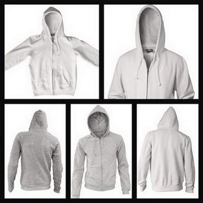 Advanced Hoodie Templates Package
