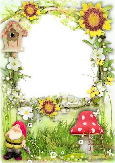 Beautiful Baby photo frame free psd template free download