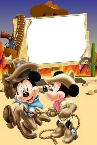 Photo Frame - Disney World