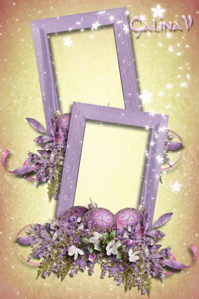 Photoframe Photoshop photo frame psd png Happy Christmas free download