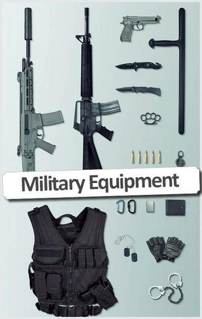Military Clipart PSD free download