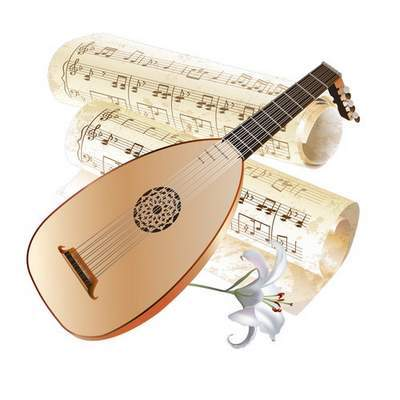 Music Clipart PSD Musical instruments free download
