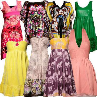 Clothing Clipart psd women's dresses free download