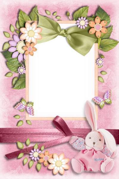 Baby girl photo frame My baby free download