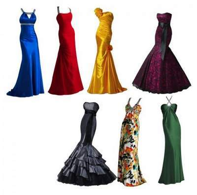 Collection evening dresses psd - clothing clipart womens evening dress free download