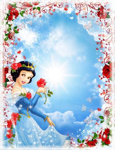 Frames for Girls - Disney Princess  #3 free download