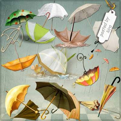 Umbrella Clipart png - 316 PNG images Umbrellas free download