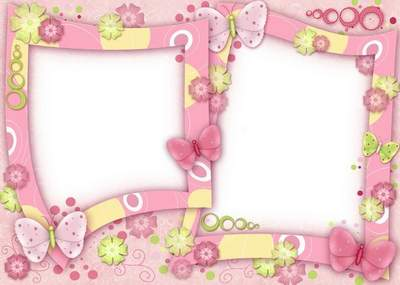 Baby Girl Frame For Photoshop For Fashion Girl Free Download