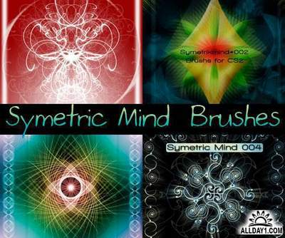 Symetric Mind Brushes abr free download