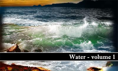 ABR Brushes for photoshop are the Water splashes download