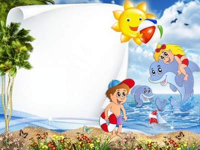 Children's source and frame free download - The summer we swam merrily splashing