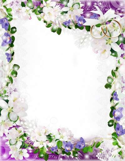 Wedding Photoframe - One Beautiful Day