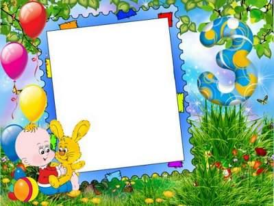 Main Free Photo Frames Children