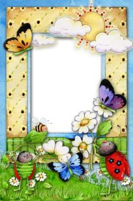 Frames for Kids Lovely and Cute free download
