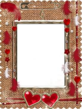 20 FREE PNG Frames for Valentine's Day Part 2 download
