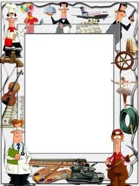 Children's photoframework - I remember each my day