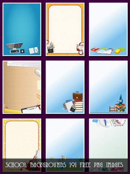 School backgrounds download - 191 free png images