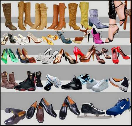 Shoes Clipart download - Shoes on a transparent background, free psd file