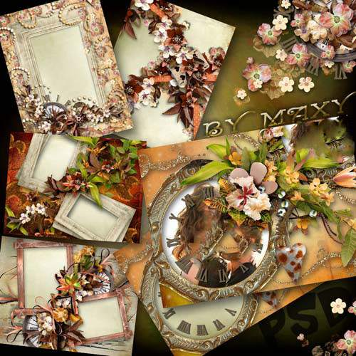 Photo Frames - Love and Autumn
