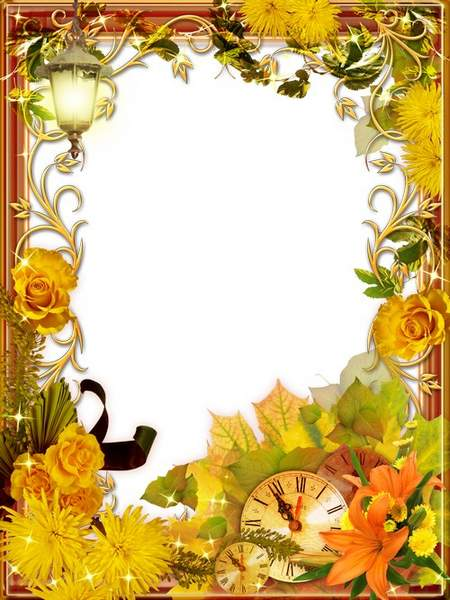 autumn Frame download - And here is the autumn again whirled