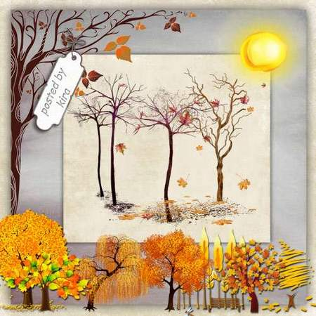 Autumn Trees png download - Clipart on a transparent background (54 free png images)