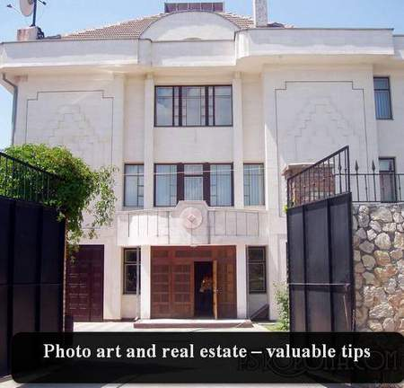 Photo art and real estate – valuable tips