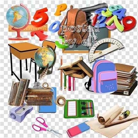 School supplies download - free clipart 30 png images (transparent background)