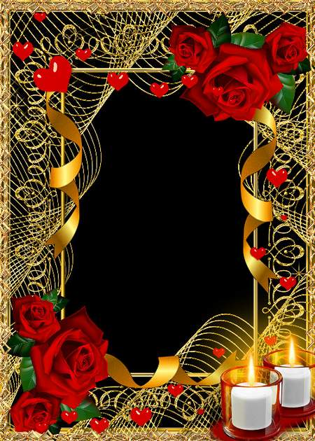 Two holiday frame -Your joyful jubilee has come!