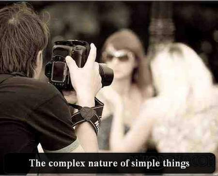 The complex nature of simple things