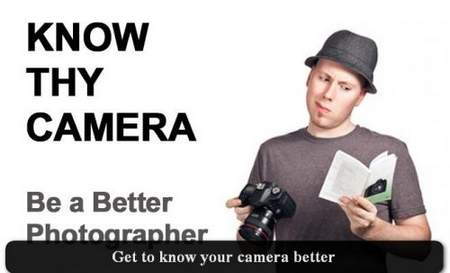 Get to know your camera better