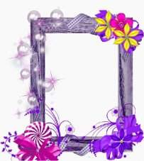 Frames psd download - Clipart free psd file for decoration of photos
