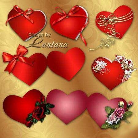 Heart clipart png download - Valentines for the holiday lovers