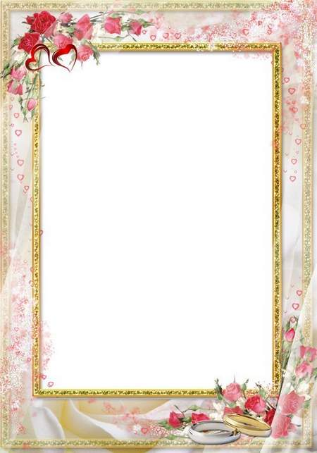 Wedding Frame - Tenderness of heart