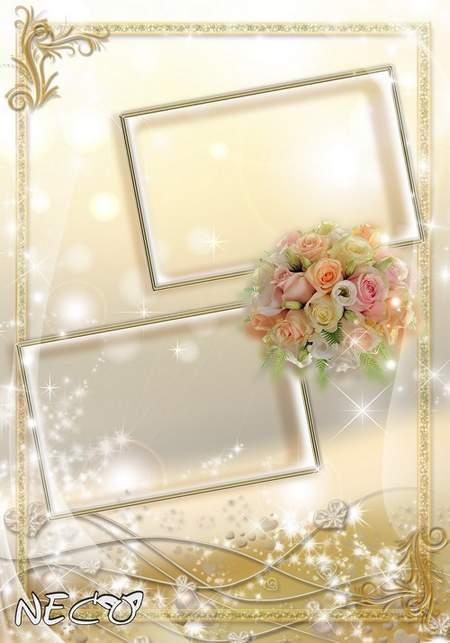 Wedding templates - Gold light - 6 elements