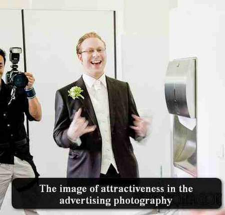 The image of attractiveness in the advertising photography