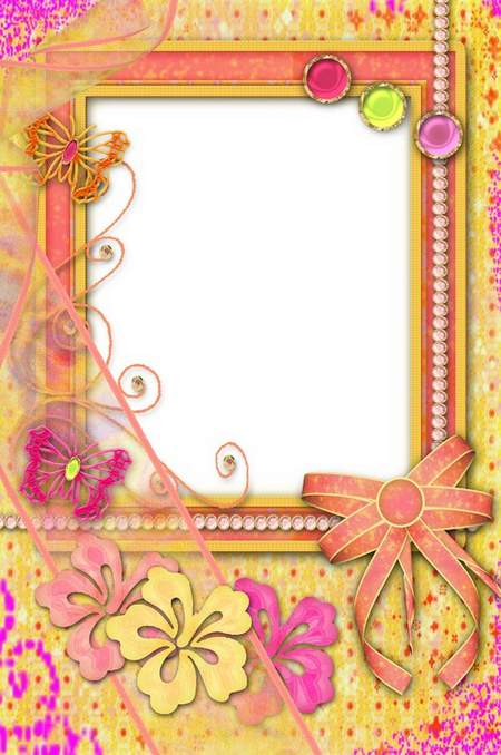 Women Frame psd download