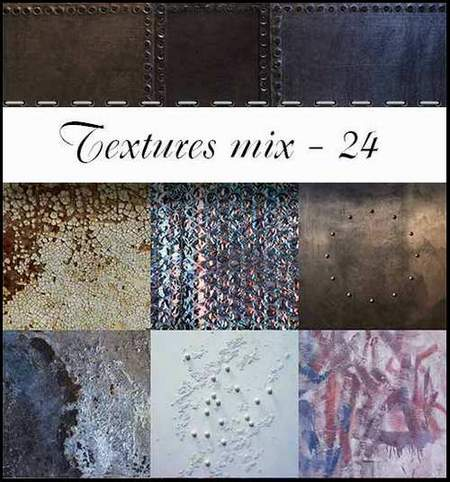 Textures for Photoshop download - 30 jpeg, max 7068 x 6000 px